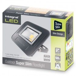 Super-Slim Floodlight 50...
