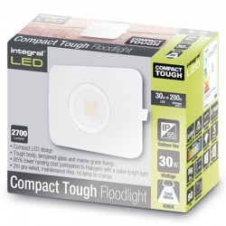 Compact-Tough Floodlight 30...