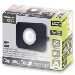 Compact-Tough Floodlight 30...