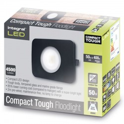 Compact-Tough Floodlight 50...