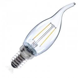 E14 Candle Glas Filament...