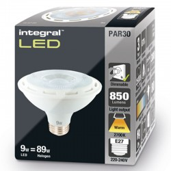 PAR30 850Lm 9 Watt (88W)...