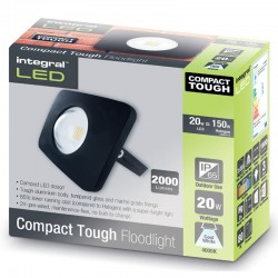 Compact-Tough Floodlight 20...