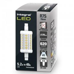 R7S 620Lm 5,2 Watt (49W)...