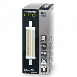 R7S 1250Lm 9,5 Watt (85W)...