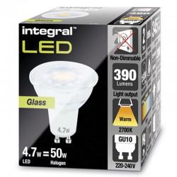 GU10 390Lm 4,7 Watt (50W)...