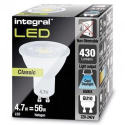 GU10 450Lm 4,7 Watt (56W)...