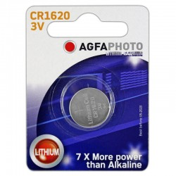 Agfa CR-1620 Knapcelle batteri