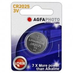 Agfa CR-2025 Knapcelle batteri