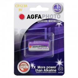 Agfa CR-123A 3 Volt Lithium...