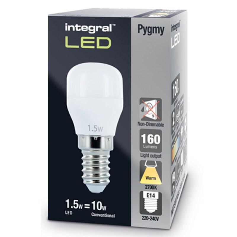 LED pære til køleskabe og frysere