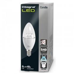 E14 Kerte 520Lm 5,5 Watt...