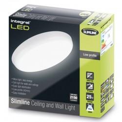 Slimline loftslampe 2150Lm...