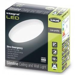 Slimline loftslampe 1056Lm...